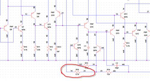 Error in conversion, double check subcircuit netlist