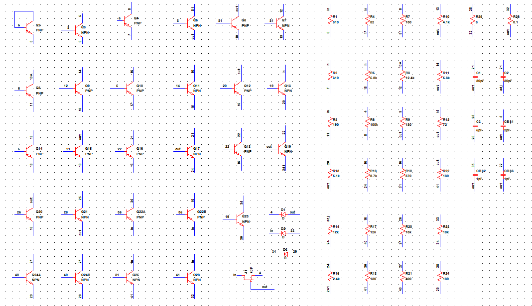 Subsircuit analisys, converting subcircuit netlist to schematic ...