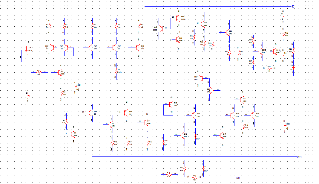 Subsircuit isys, converting subcircuit netlist to schematic ... on